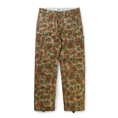 *교환&환불불가* [리타] 13fw Cargo Pants duck hunter camo