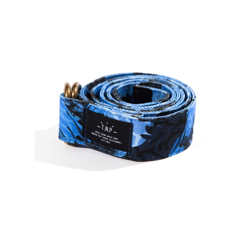 [티앤피] OUT-DOER BRUSHED CAMOUFLAGE BELT [BLUE]