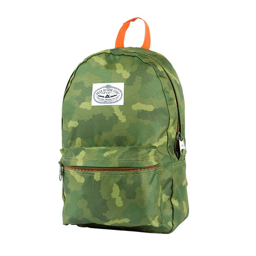[폴러스터프] RAMBLER PACK - GREEN CAMO